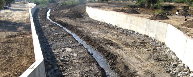 """""""Изграждане на инфраструктура за предотвратяване на наводнения в гр.Гурково"""""""