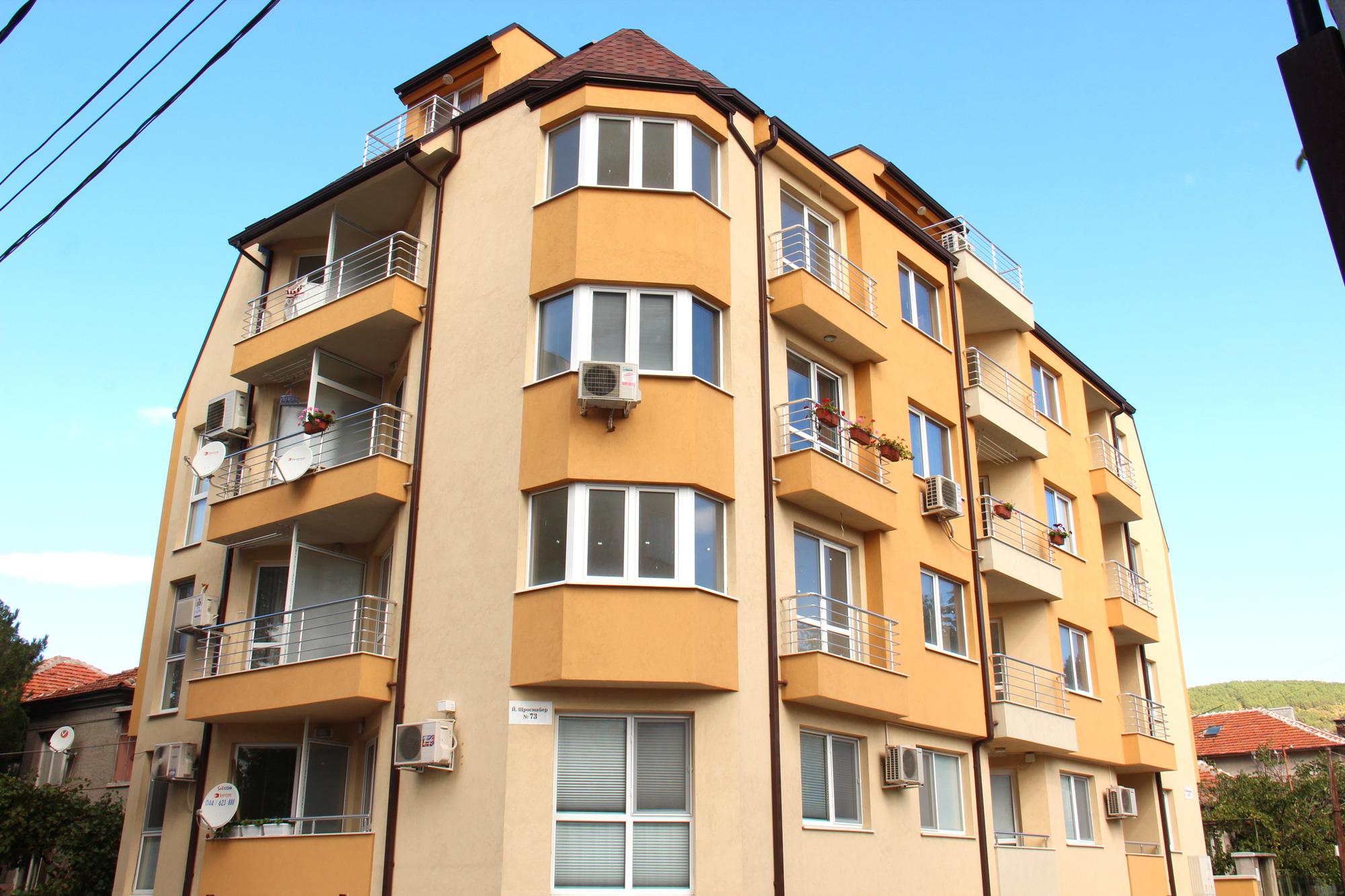 """Жилищна сграда на ул.""""Щросмайер"""" №73"""